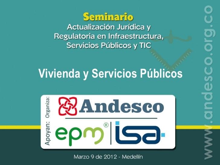 Fondo Nacional de Vivienda -Fonvivienda                                    República de ColombiaVivienda y Servicios Públi...
