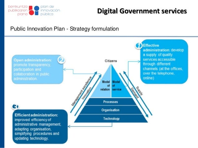 Evolution of digital government services and trust ...