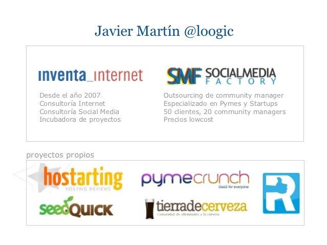 Javier Martin Consejero Startups Slide 3