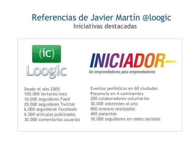 Javier Martin Loogic Slide 2