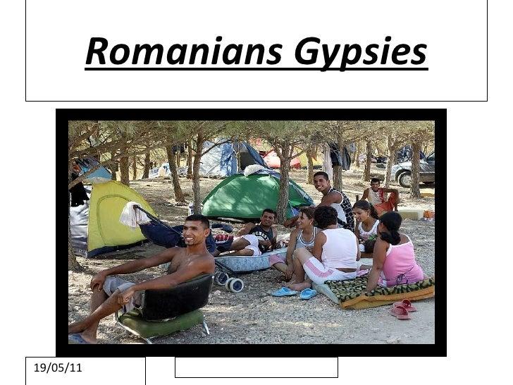 Romanians Gypsies