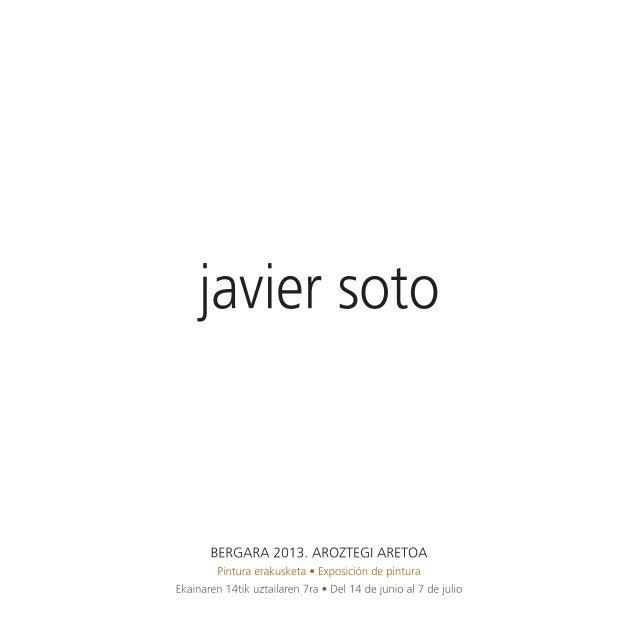 Javier soto