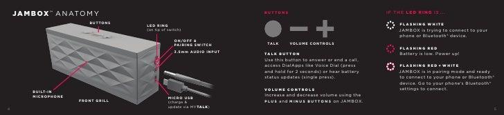 jawbone user guide free owners manual u2022 rh wordworksbysea com Jawbone Bluetooth Manual Jawbone Bluetooth Manual