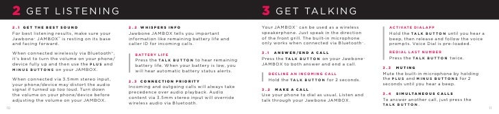 jawbone jambox manual rh slideshare net big jambox user manual