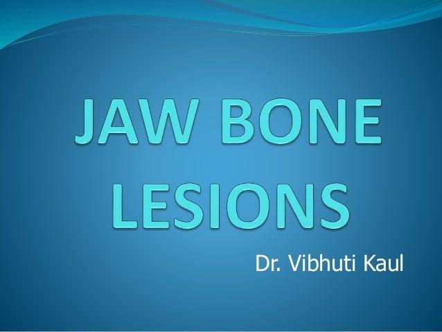 Dr. Vibhuti Kaul