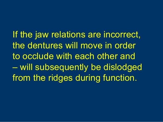 Jaw relation Slide 3