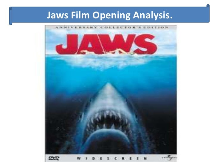 jaws character analysis