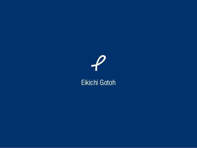 Eikichi Gotoh