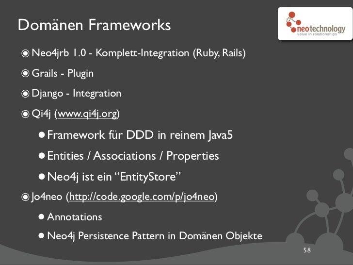 Neo4j Graph Database Presentation (German)