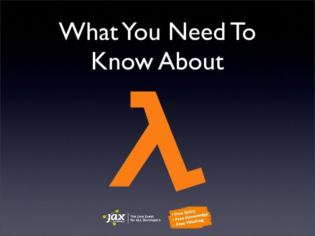 WhatYou Need ToKnow About