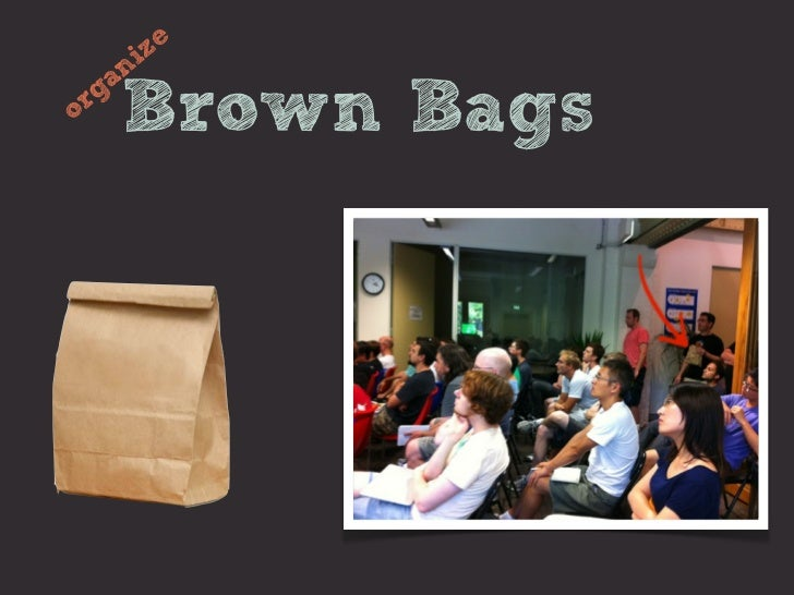 i ze    anorg     Brown Bags