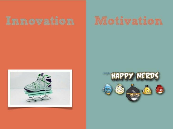 Innovation   Motivation