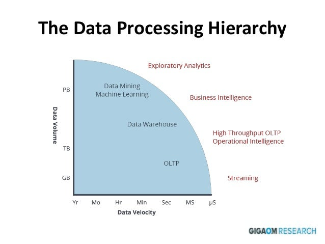 The Data Processing Hierarchy