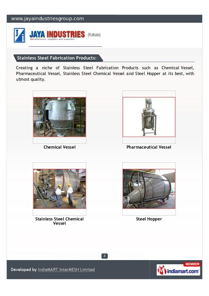 Jaya Industries (Kolkata), Industrial Heat Exchangers Slide 3