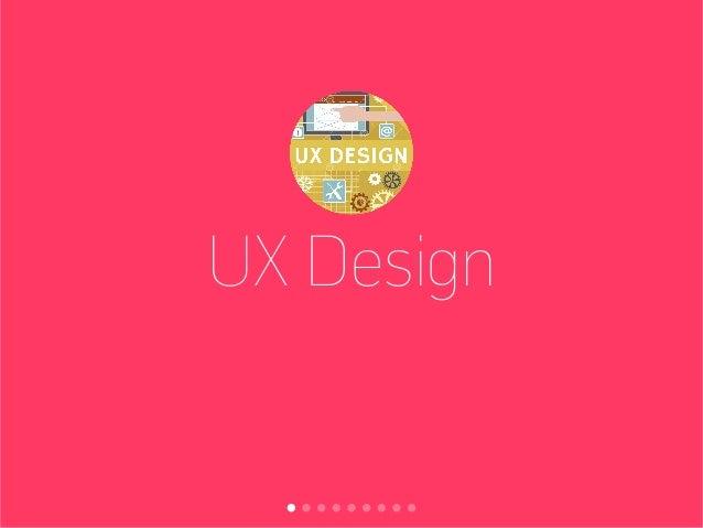 UX Design + UI Design: Injecting a brand persona! Slide 3