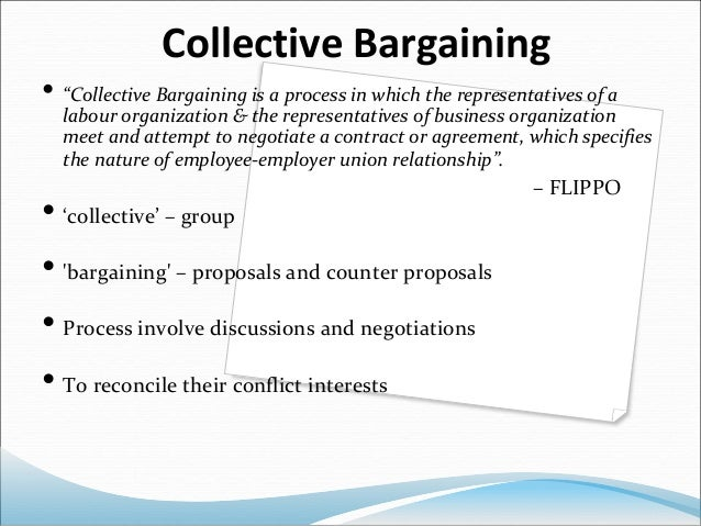 Charming Sample Collective Bargaining Agreement