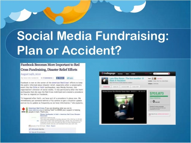 Major Gifts and Social Media with Jay Frost Slide 2
