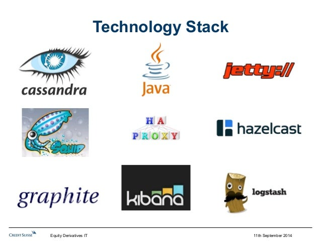 Technology Stack  Equity Derivatives IT 11th September 2014
