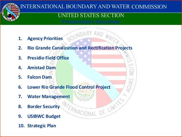KEYNOTE: Commissioner Jayne Harkins - International Boundary and Water Commission  Slide 2
