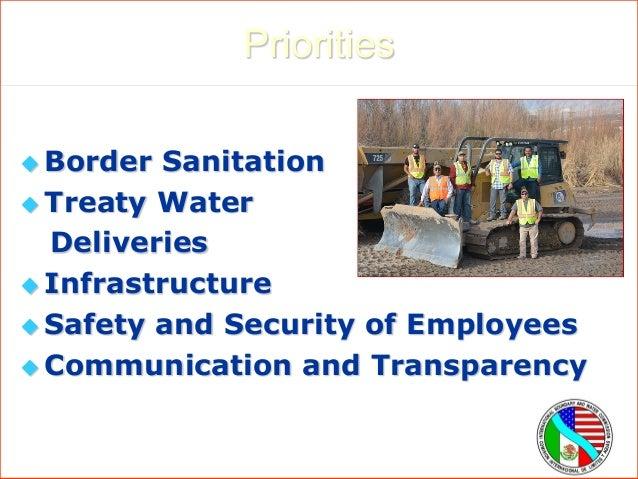 KEYNOTE: Commissioner Jayne Harkins - International Boundary and Water Commission  Slide 3