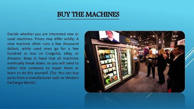 redbox vending machine manufacturer