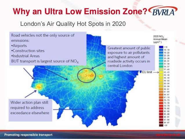 Ultra Low Emission Zones UK - arcadis.com