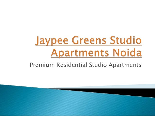 Premium Residential Studio Apartments