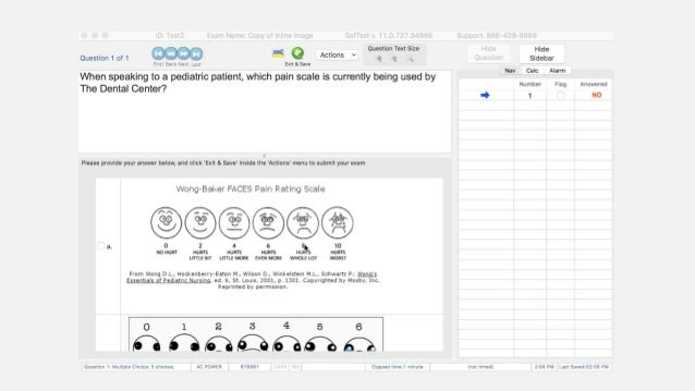 Using ExamSoft to Design a Virtual Station-Based Clinical Competency …