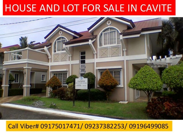 Call Viber# 09175017471/ 09237382253/ 09196499085 HOUSE AND LOT FOR SALE IN CAVITE