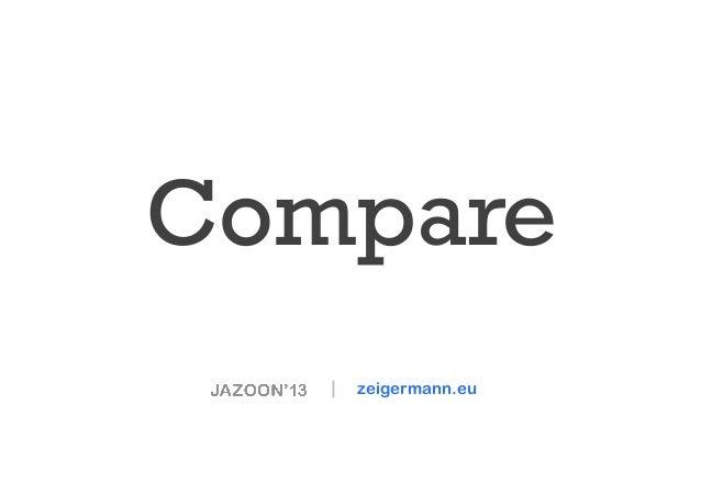 Compare    zeigermann.eu