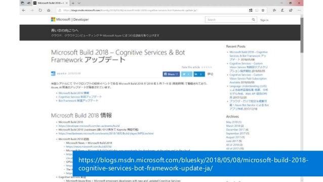 microsoft.com/Cognitive