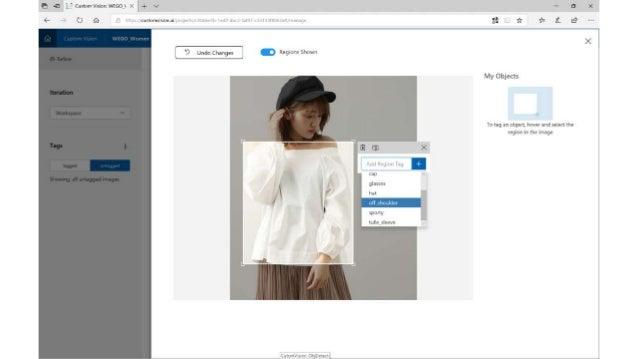 Demo Bing Visual Search