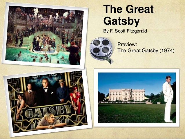 the era of the roaring 20s in f scott fitzgeralds masterpiece the great gatsby In the great gatsby by f scott fitzgerald displays the corruption during the 1902s through his main character, jay gatsby, and his illustration of prohibition prohibition was a long period of time in us history that lasted nearly fourteen years.