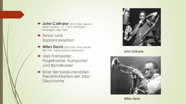 Merkmale Des Jazz