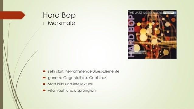 Jazz Merkmale