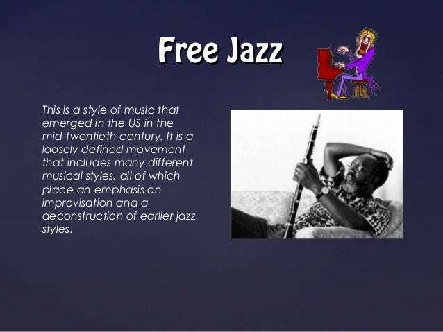 the early developments of jazz music Many early jazz performers played in venues throughout the city static album would be equally influential to the development of ambient music.