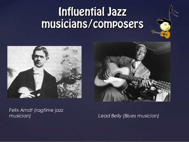 ragtime and blues influence on jazz