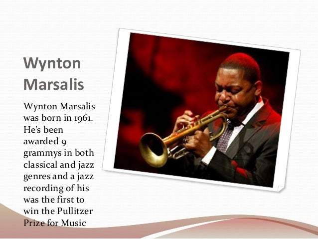 a comparison of wynton marsalis and herbie hancock in the movement of jazz music He has created and performed an expansive range of music from quartets to big  bands,  ron carter, herbie hancock, tony williams and countless other jazz  legends  peter martins at the new york city ballet (jazz: six syncopated  movements and  writers distinguished marsalis on music with comparisons to  leonard.