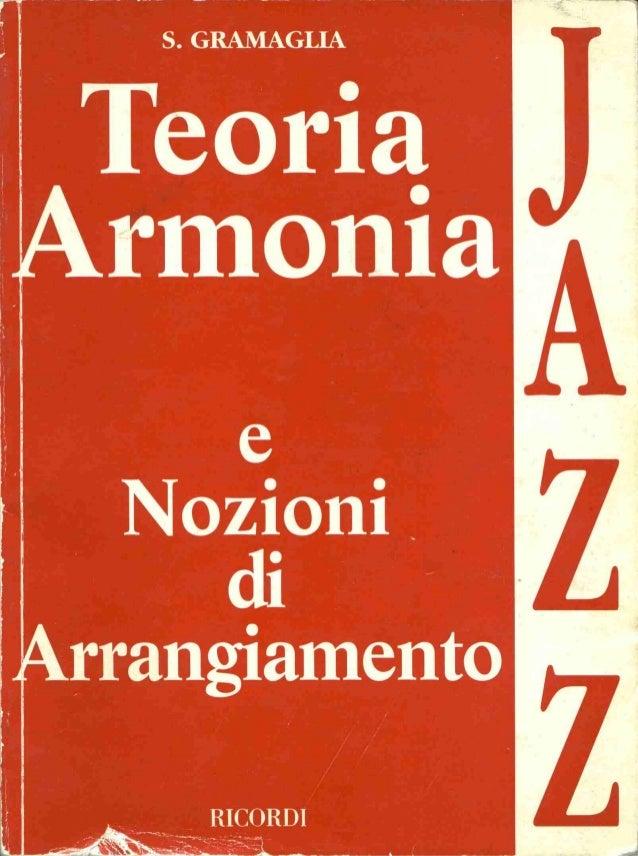 Jazz teoria e armonia   susanna gramaglia (italian)