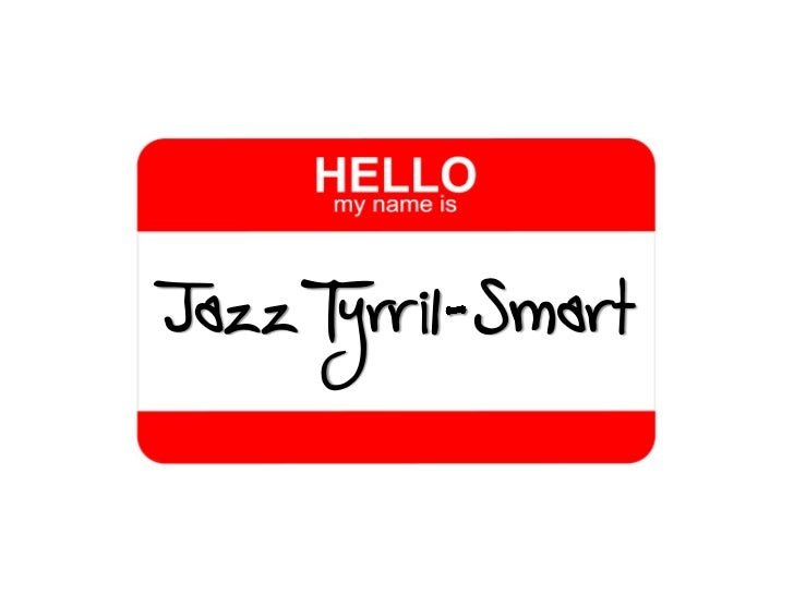 Jazz Tyrril Smart