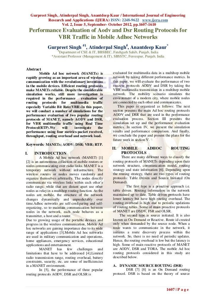 Gurpreet Singh, Atinderpal Singh, Anantdeep Kaur / International Journal of Engineering              Research and Applicat...