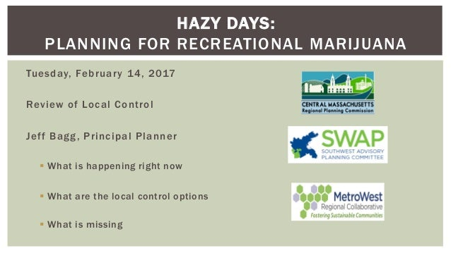 Tuesday, February 14, 2017 Review of Local Control Jeff Bagg, Principal Planner  What is happening right now  What are t...