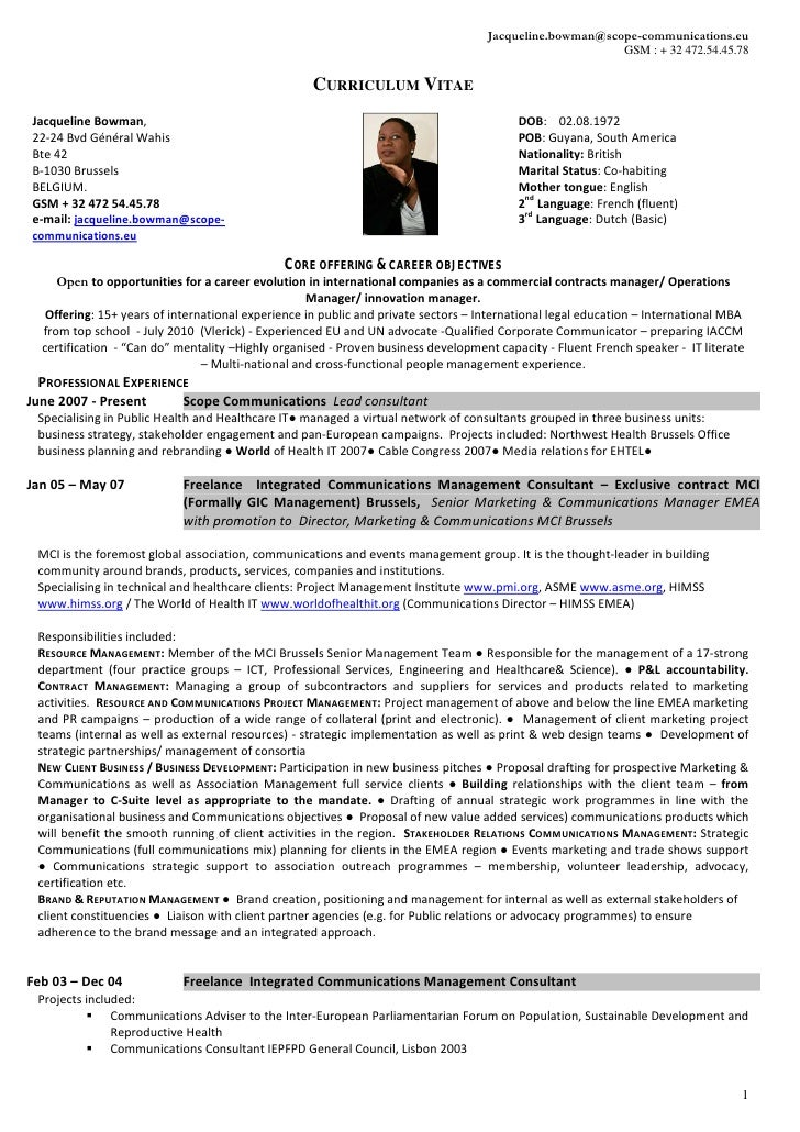 Jacqueline.bowman@scope-communications.eu                                                                                 ...