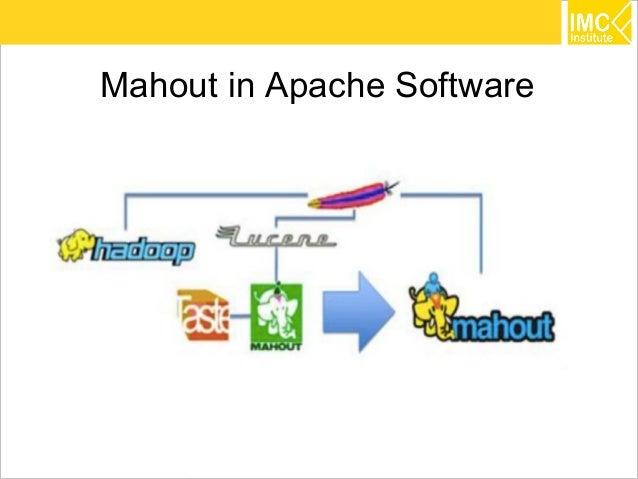 Big Data Analytics using Mahout