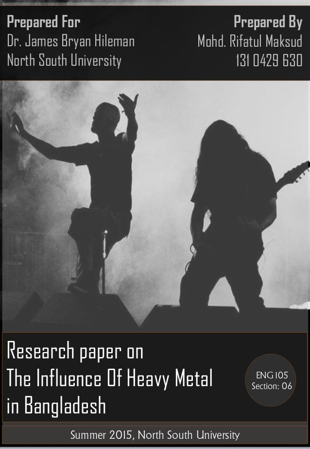 Research papers about music