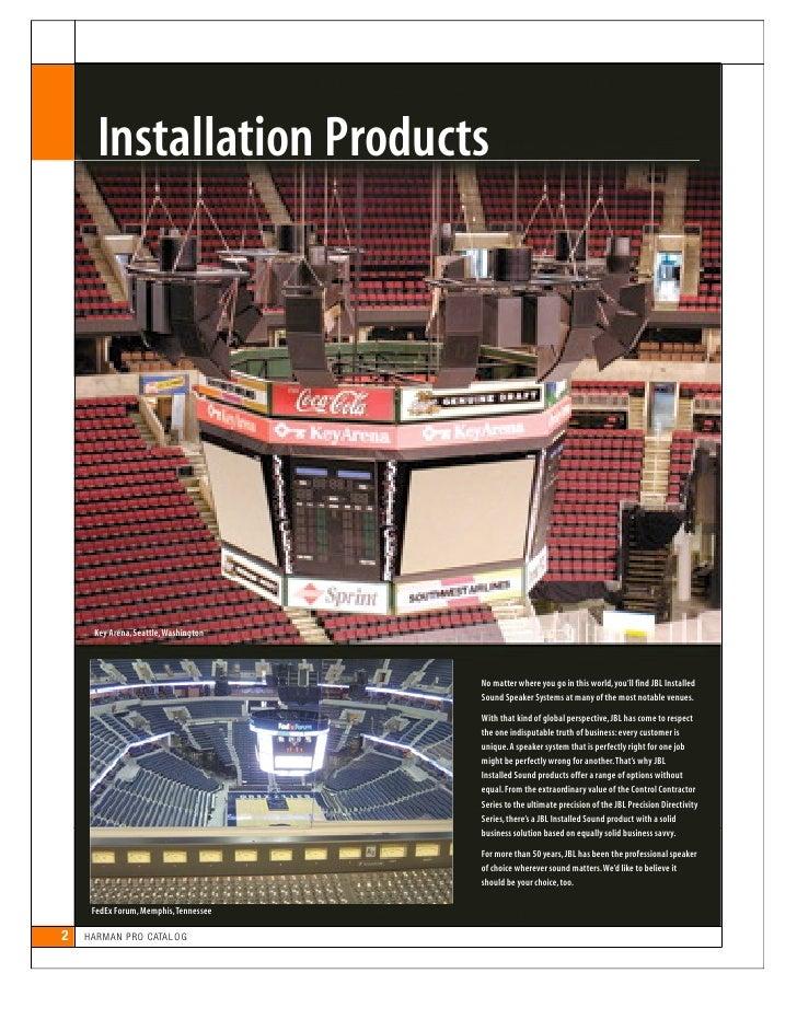 Installation Products           Key Arena,Seattle,Washington                                         No matter where you g...