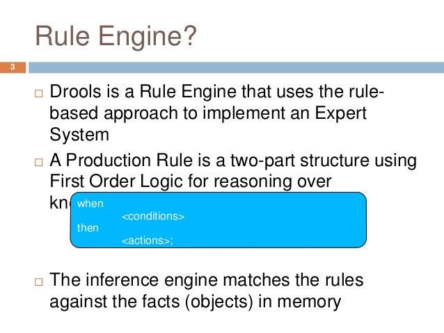 JBoss Drools - Pure Java Rule Engine