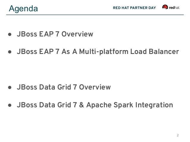 JBoss EAP 7 & JDG 7 최신 기술 소개