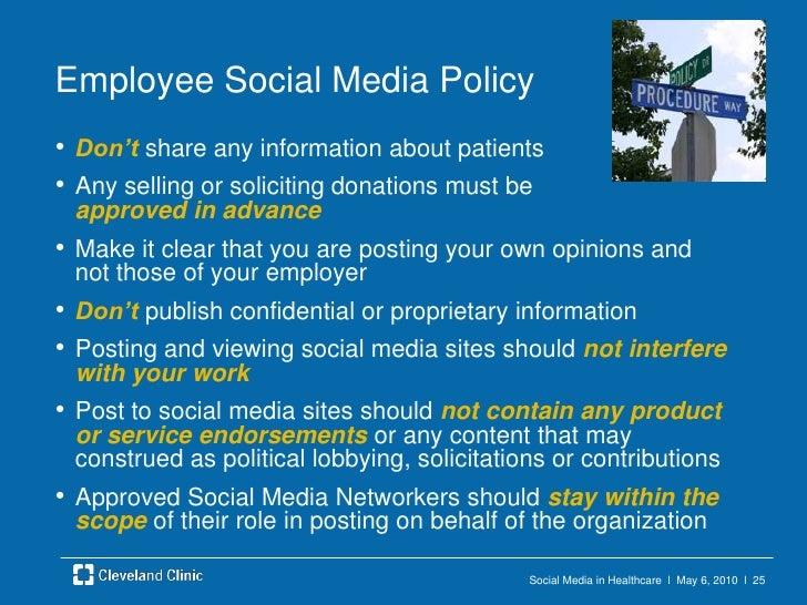 @CCLRI</li></li></ul><li>Social Media in Healthcare  l  May 6, 2010  l  22<br />Using Social Media for Quality Improvement...
