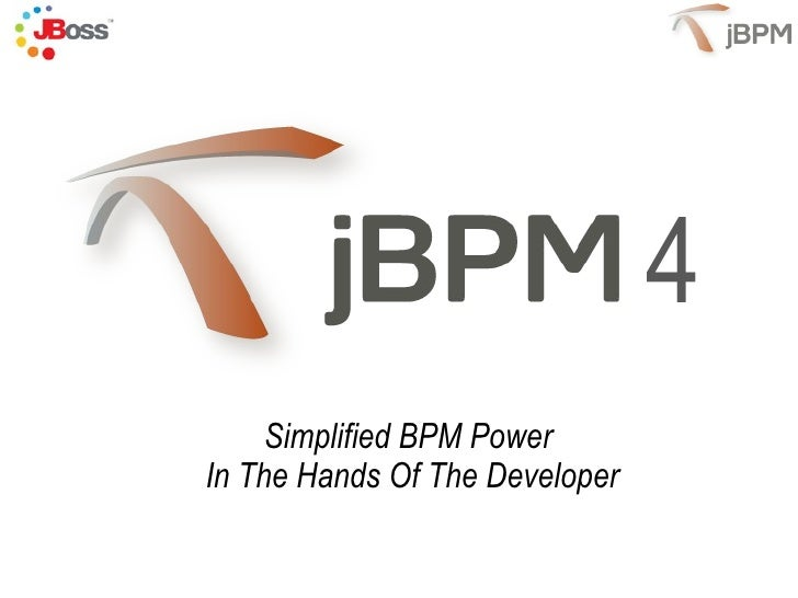 Simplified BPM Power  In The Hands Of The Developer 4